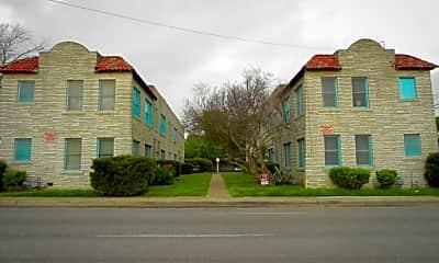 Building, 619 S Tancahua St, 1