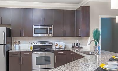 Kitchen, MAA West Village, 2