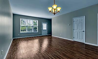 Living Room, Maplebrooke Townhomes, 1