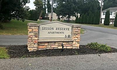 Sisson Reserve I & II, 1