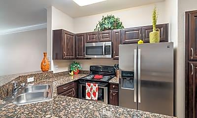 Kitchen, Villas at Parkside, 1