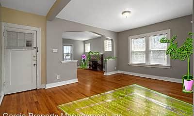 Living Room, 4800 Goethe Ave, 0