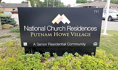 Putnam Howe Village, 1