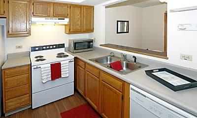 Kitchen, 208 N Harvey St, 1
