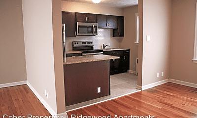 Kitchen, 488 W Harding Rd, 1