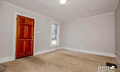 Bedroom, 335 E Orange St, 1