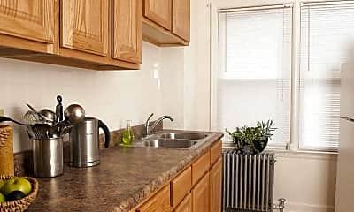 Kitchen, Vine Gardens, 1