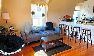 Living Room, 146 George M Cohan Blvd, 1