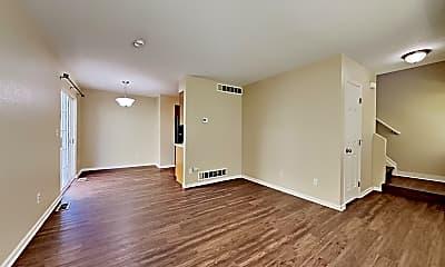 Living Room, 1640 S Buckley Way, 1