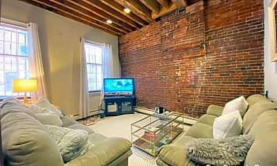 Living Room, 149 Fulton St, 1