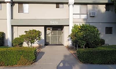 Welland Garden Apartments, 1