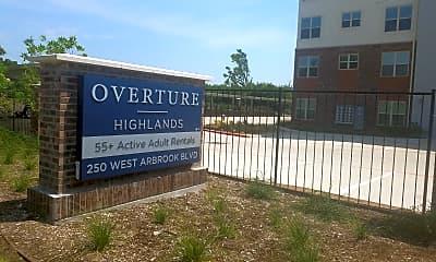 Overture Highlands, 1