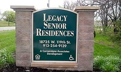 Community Signage, 18725 W 119th St, 0