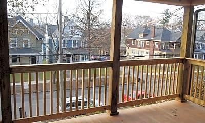 Patio / Deck, 859 Lancaster Ave, 1