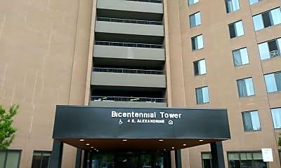 Bicentennial Tower Apartments, 1