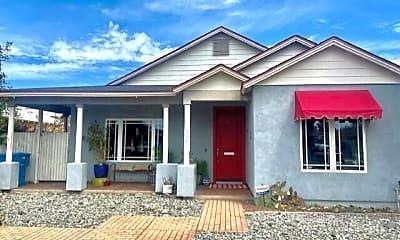 Building, 806 E Palm Ln, 1
