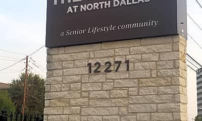 The Reserve at North Dallas Senior Housing, 1