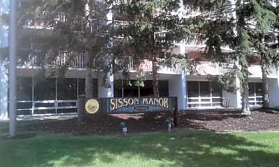 Sisson Manor, 1