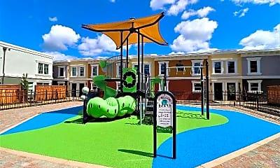 Playground, Ramblewood, 1