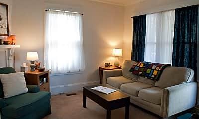 Living Room, 113A E.13th St., 1