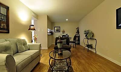 Living Room, Falls at Beechnut, 1