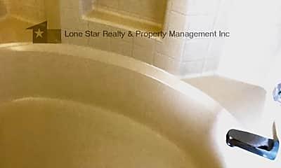 Bathroom, 411 E Central Texas Expy Apt 12, 2
