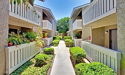 Building, Heritage Village Anaheim, 1