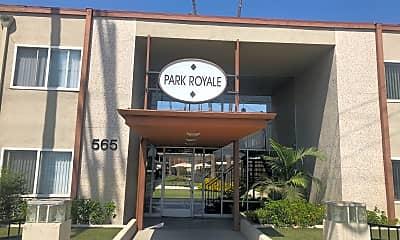 Park Royale, 1