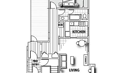 Bedroom, 373 Staten Ave, 2
