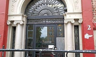 Osborne Manor Apartments, 1