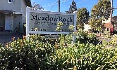 Meadowrock Apartments, 1