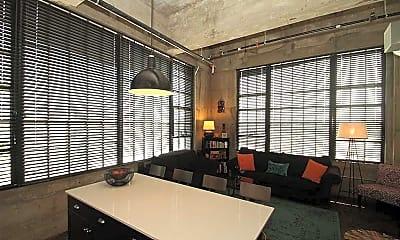 Living Room, Junior House Lofts, 0
