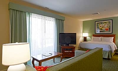 Living Room, Residence Inn Herndon, 1