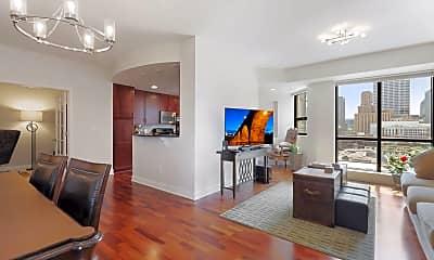 Living Room, 100 3rd Ave S 905, 0