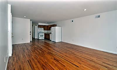 Living Room, 115 Oxford Ave 1, 1