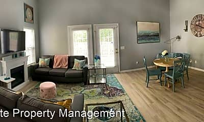 Living Room, 4500 Crawdad Ct, 1