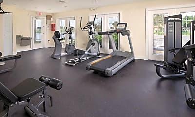 Fitness Weight Room, 6535 Nova Dr, 2