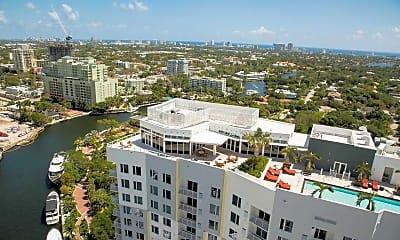Building, Vu New River Apartments, 2