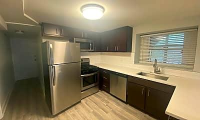 Kitchen, 2307 S Trumbull Ave, 1