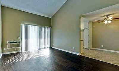 Living Room, San Dimas Villas, 1