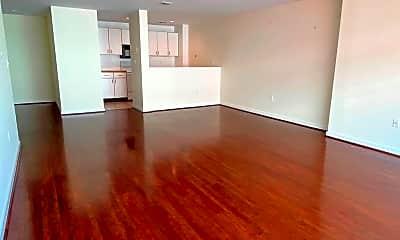 Living Room, 183 Oak St 403, 1