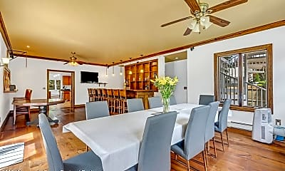 Dining Room, 433 Monmouth Pl, 0