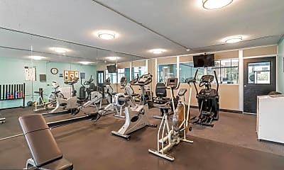 Fitness Weight Room, 2401 Pennsylvania Ave 11C47, 2