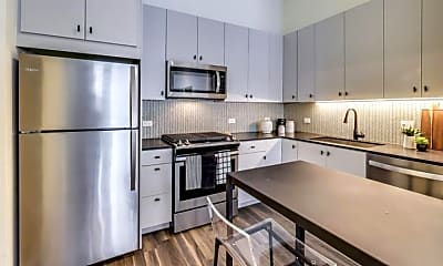 Kitchen, Western and Bloomingdale, 0