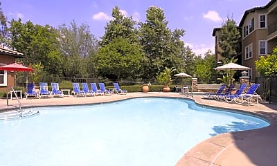 Pool, Canyon Crest Luxury Apartments, 0