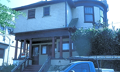 Building, 2214 Channing Way, 0