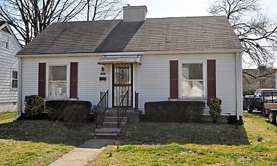 Building, 3916 Staebler Ave, 2