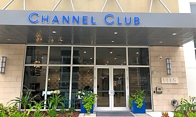 Channel Club Apartments, 1
