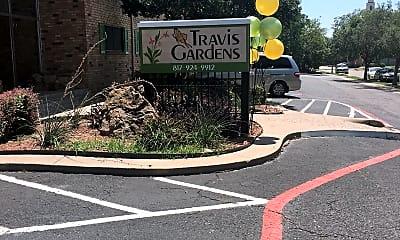 Travis Gardens, 1