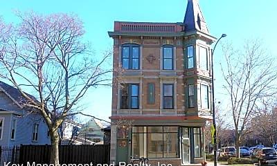 Building, 4101 N Western Ave, 0